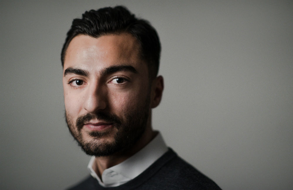 """Jiloan Hamad: """"Tror verkligen Hammarby vinner guld i år"""""""