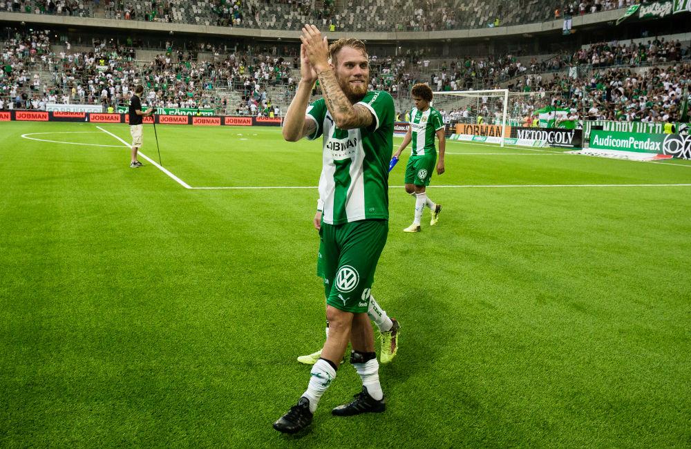 Från klubblös till ledargestalt – Fotboll Sthlm möter David Fällman