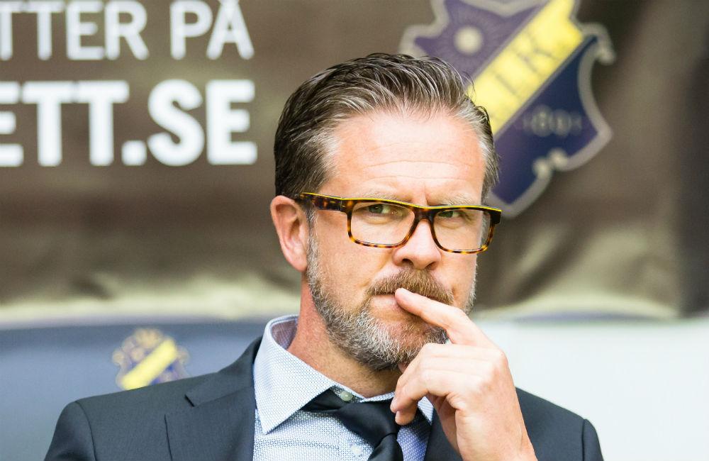"""Fotboll Sthlm möter Rikard Norling: """"Som bäst när det är som jävligast"""""""
