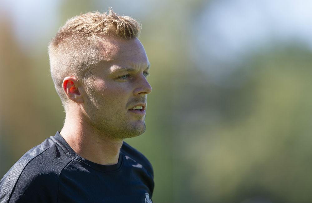 """Seb Larsson om derbynerverna: """"Stor respekt för Hammarby"""""""