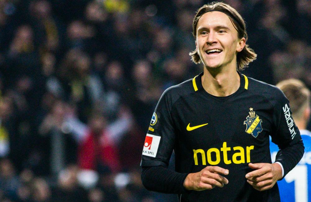 """Edman: """"Tror Olsson på sikt kan bli ordinarie i landslaget"""""""