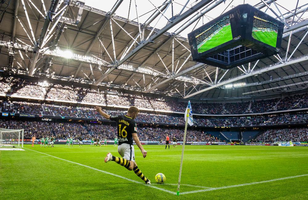 Galet tryck efter AIK-biljetter – Friends arena öppnas till 51 500