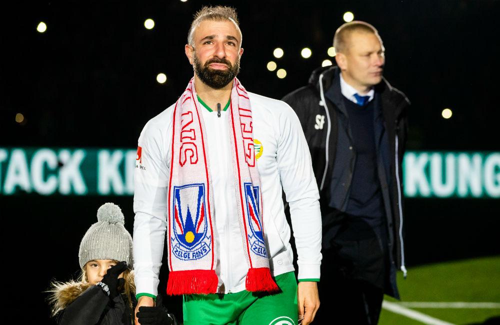 Hammarby IF: En legendarisk karriär i bilder: Kennedy Bakircioglü 2012-2018