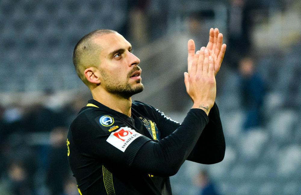 Reserven som vill starta – Fotboll Sthlm möter Panos Dimitriadis
