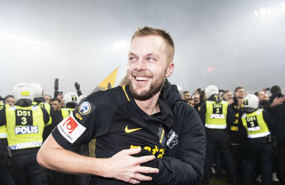 Månsson: Sebastian Larssons prestation är häpnadsväckande