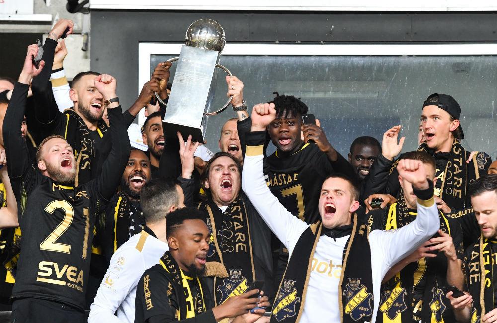 Fyra AIK:are uttagna till landslagets vinterturné i Qatar