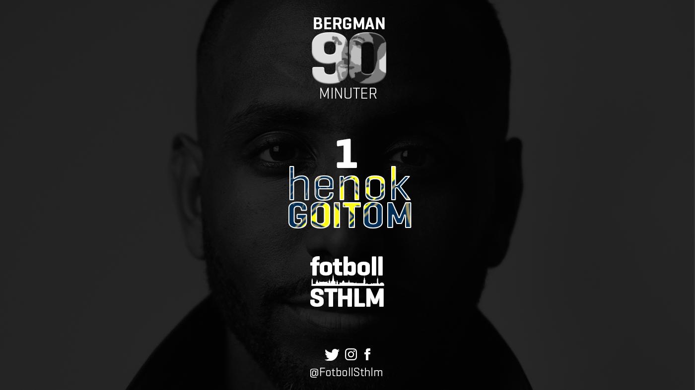 Bergman 90 Minuter #1 – Henok Goitom