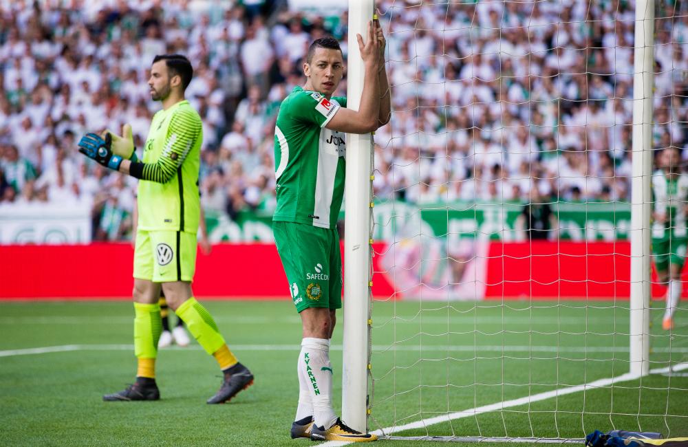 Med nio mål är Nikola Djurdjic Hammarbys bäste målskytt. Under sommaren  förlängde han sitt kontrakt. FOTO  BILDBYRÅN d14eddc14aded