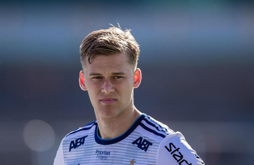 Uppgifter: Malmö FF lånar Felix Beijmo resten av året