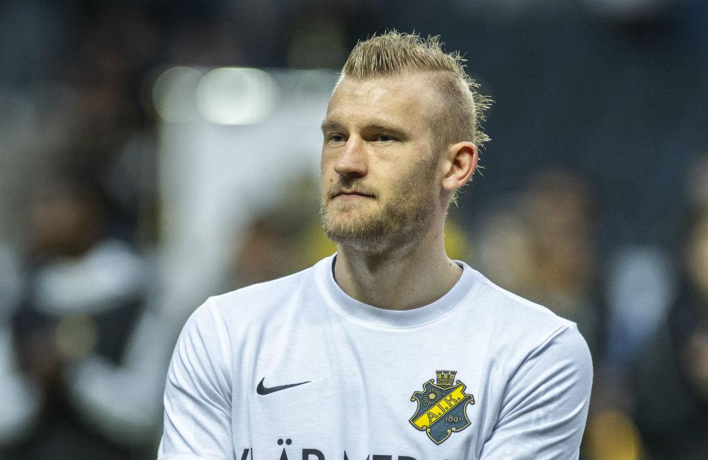 """""""Vafan gör du i Bengtsfors?"""" – Fotboll Sthlm möter Robin Jansson"""