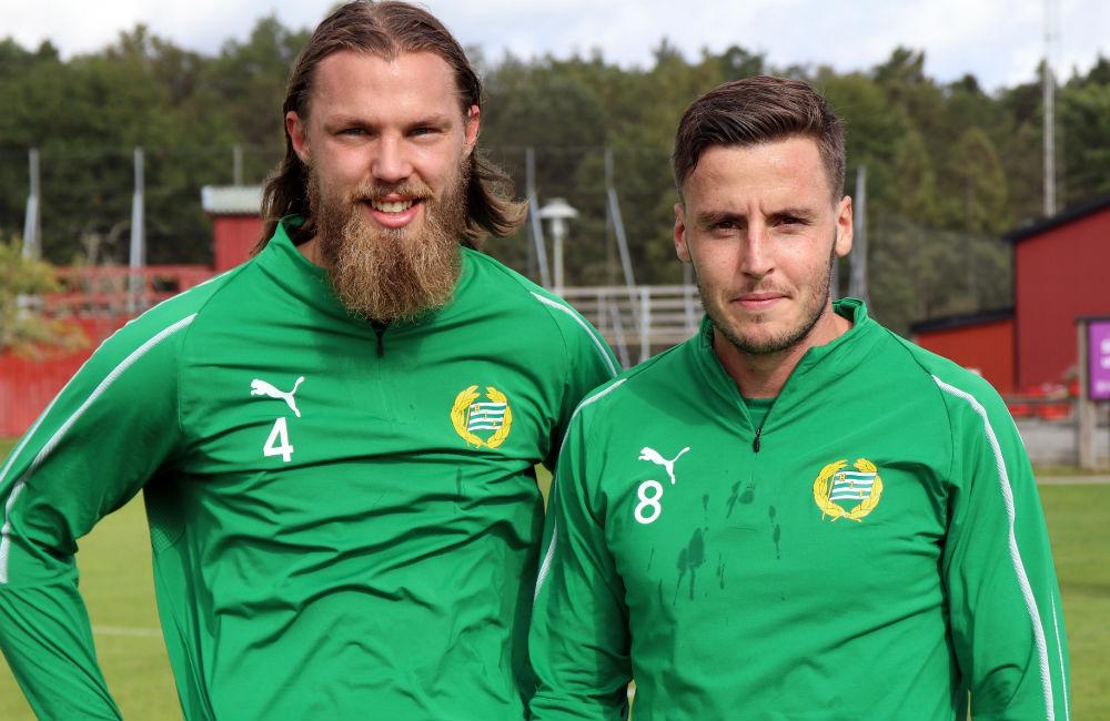 """Hammarbys danska succéduo: """"Svenskar kan inte köra bil!"""""""