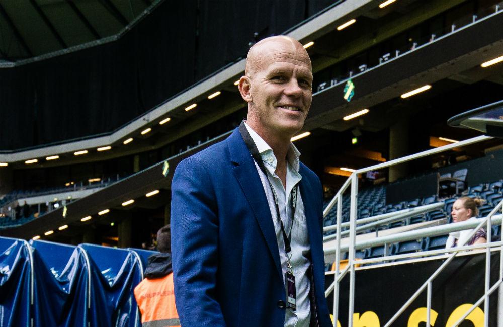 """Jens T Andersson: """"Man kan inte spara sig till framgång"""""""