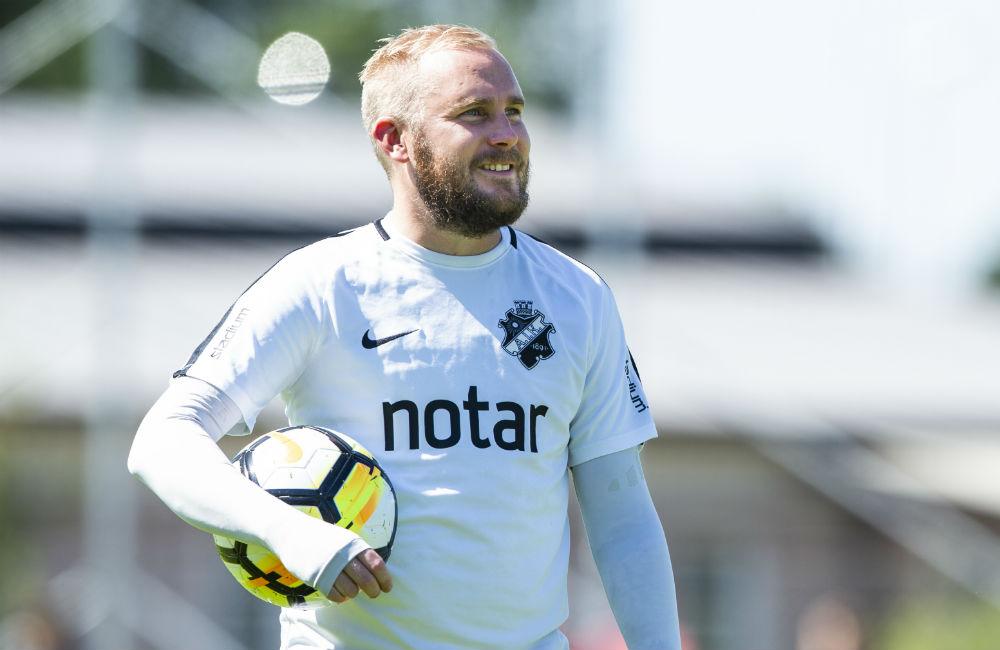 """""""Vad är bättre än AIK?"""" – Fotboll Sthlm möter Patric Jildefalk"""