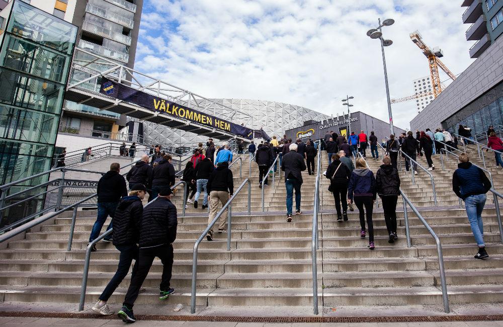 Så blåser bluffbolaget AIK-supportrarna – klubben varnar för fejkade biljetter