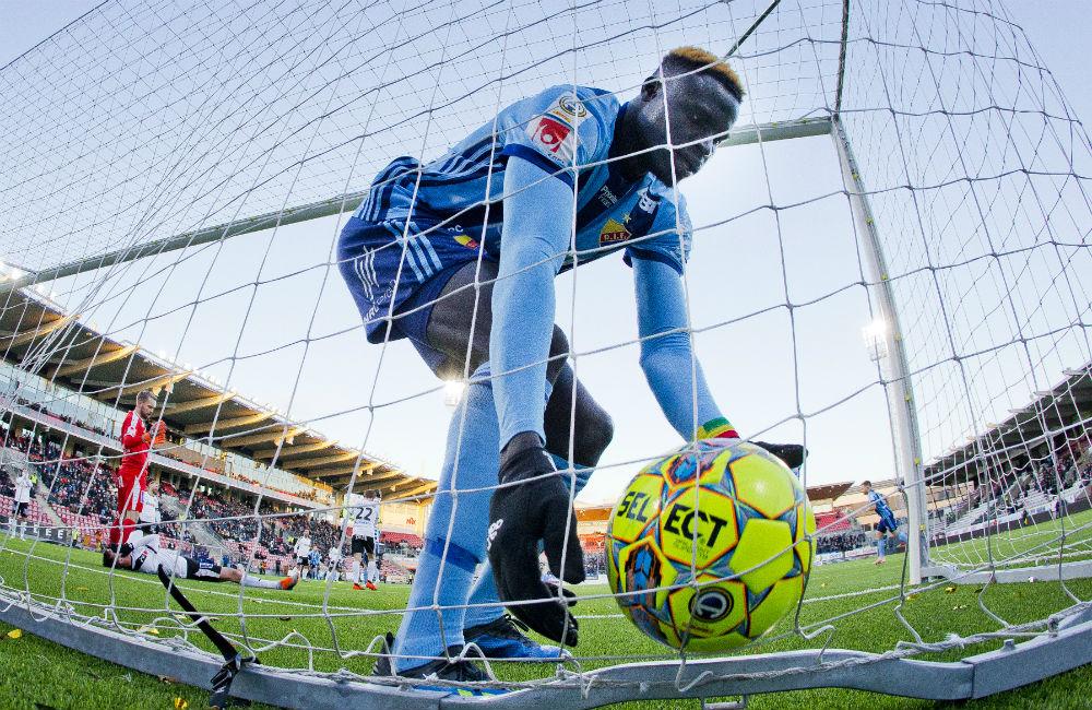 """Aliou Badji sugen på flytt: """"Vill spela i en annan europeisk liga"""""""