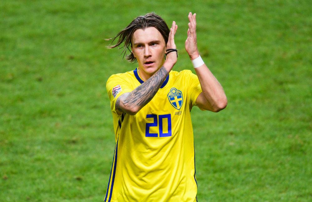 """Kristoffer Olsson imponerade i debuten: """"Två pannkakor i ett"""""""