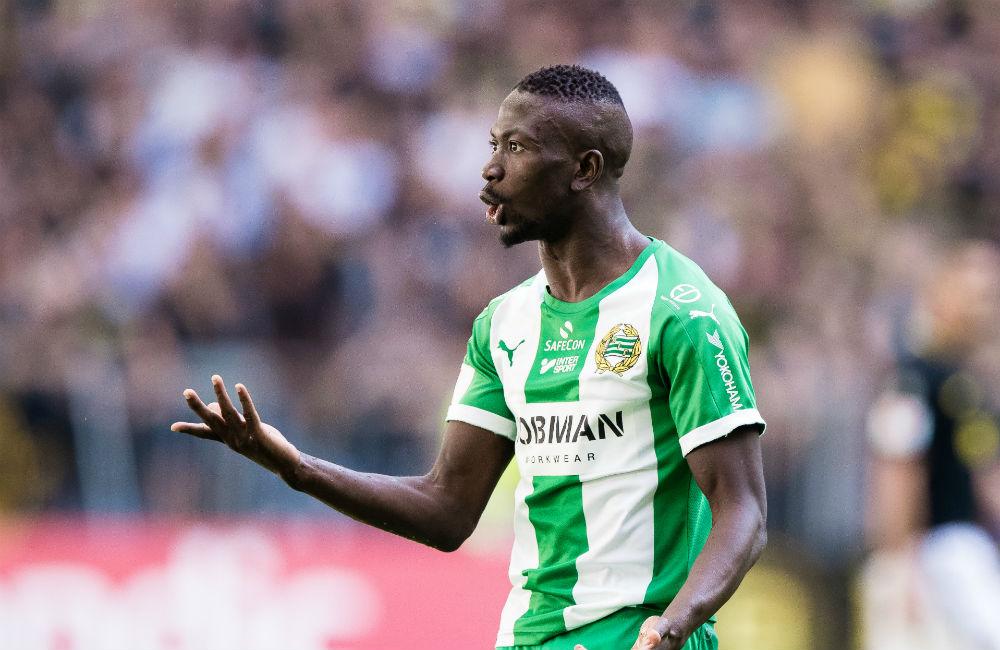 """Hammarby hoppas på Pa Dibba till nästa år: """"Vi är intresserade"""""""