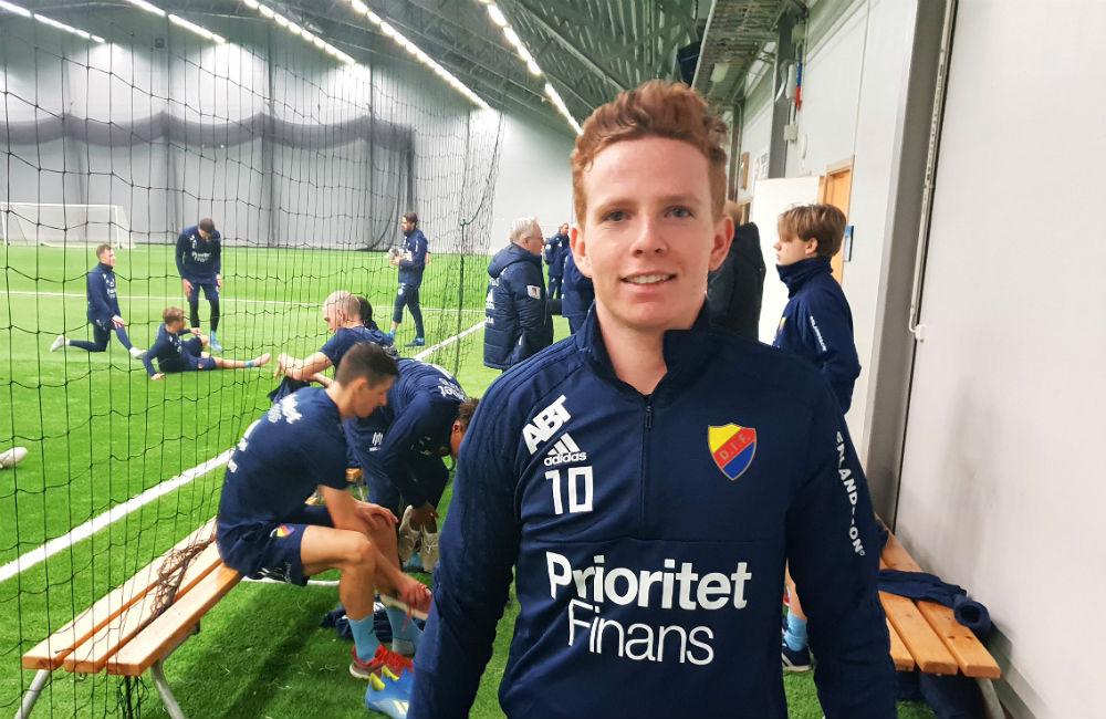 """Witry valde bort Rosenborg: """"Djurgården kämpade för mig"""""""