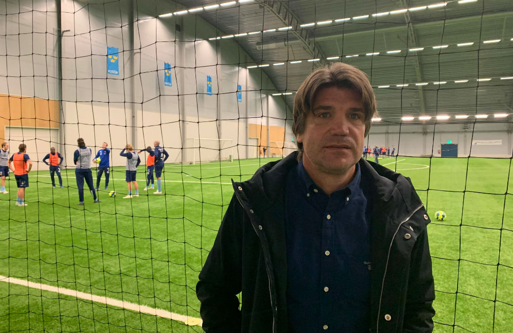 """Djurgården tror på Astrit och Mange: """"Goda förhoppningar"""""""