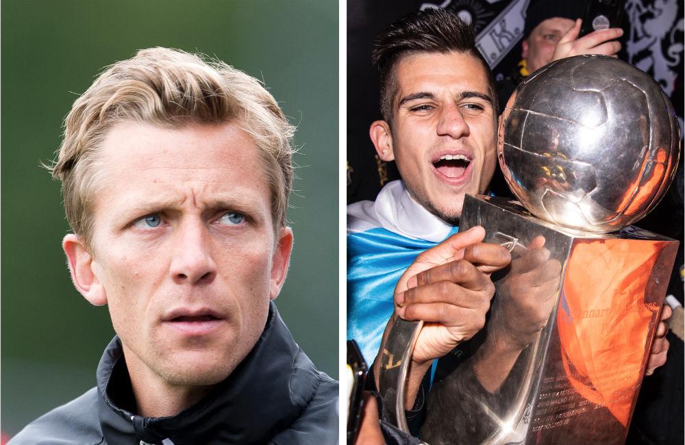 """Erik Edman: """"AIK kommer definitivt inte försvara SM-guldet"""""""