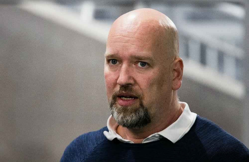 """Henrik Kindlund: """"Vi får inte se ut som en Skoda från 1979"""""""
