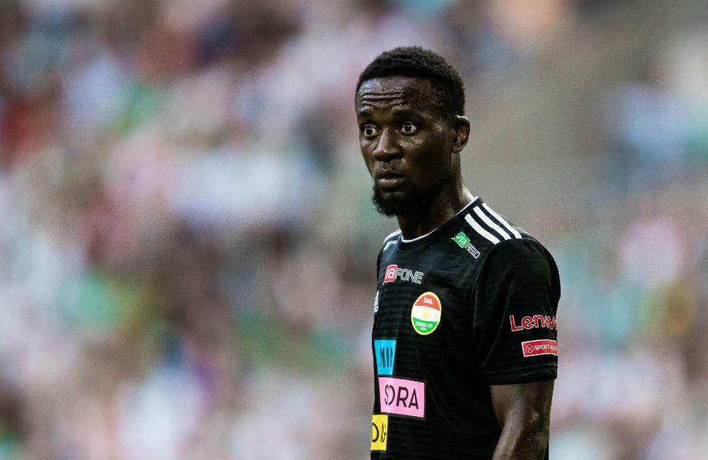 """Djurgårdens nyförvärv: """"Jag kommer aldrig mer spela i Belgien"""""""
