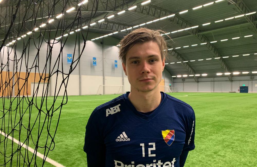 """PK Bråtveit på plats i Djurgården: """"Jag är lite av en showman"""""""