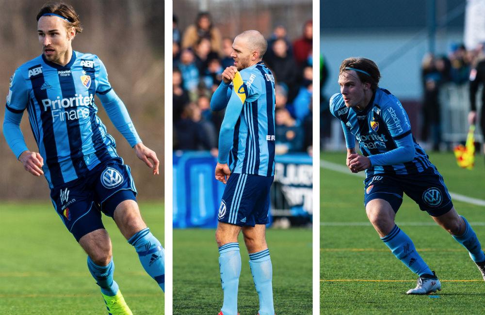 Månsson & Månssons 08-elva – veckans bästa cupspelare