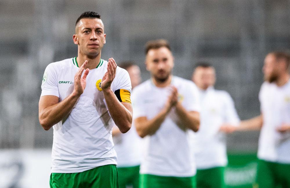"""Nikola Djurdjic sågar laget: """"Vi måste spela bättre fotboll"""""""