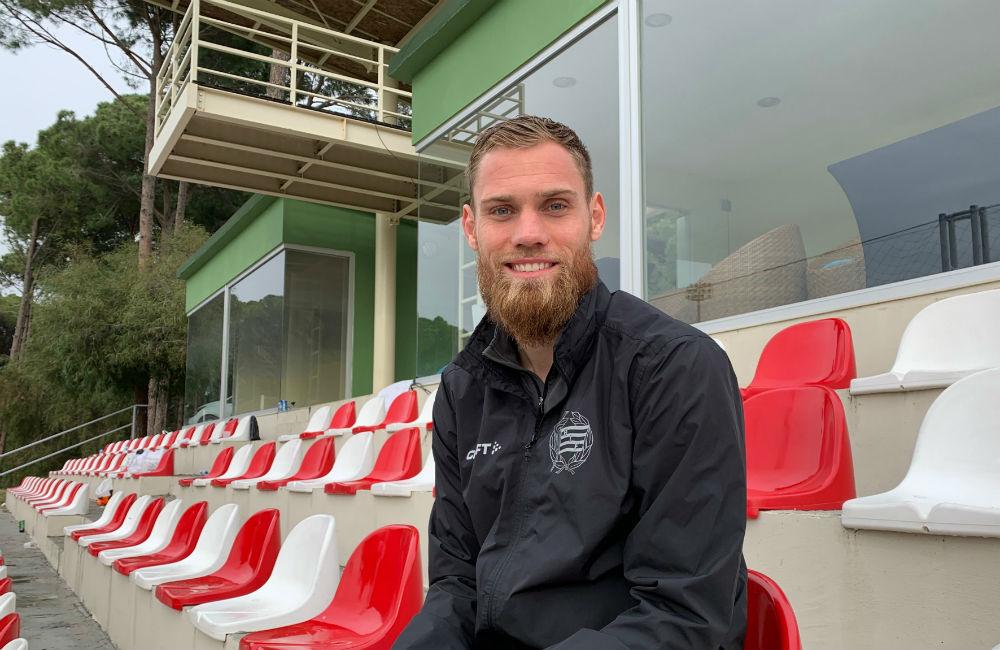 """David Fällman: """"För mig är Hammarby Sveriges största klubb"""""""