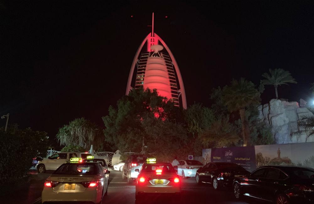 Dubaibloggen: Norlings glädjevrål och spelarna som stack ut