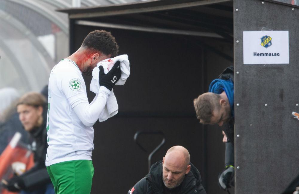 """Floppmatch av Hammarby: """"Det är klart att vi är besvikna"""""""