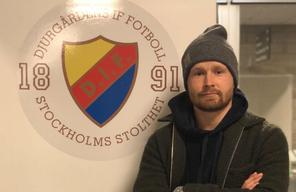 """Une Larsson om nya Djurgården: """"Finns gott om ledargestalter"""""""