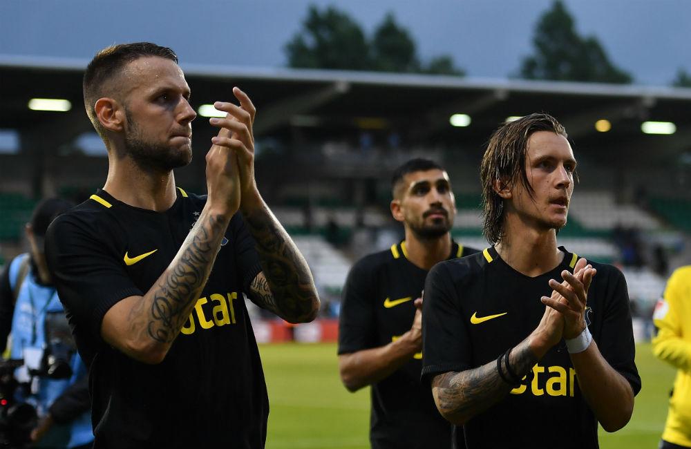 """AIK-domen: """"Det är omöjligt att ersätta Olsson och Milosevic"""""""