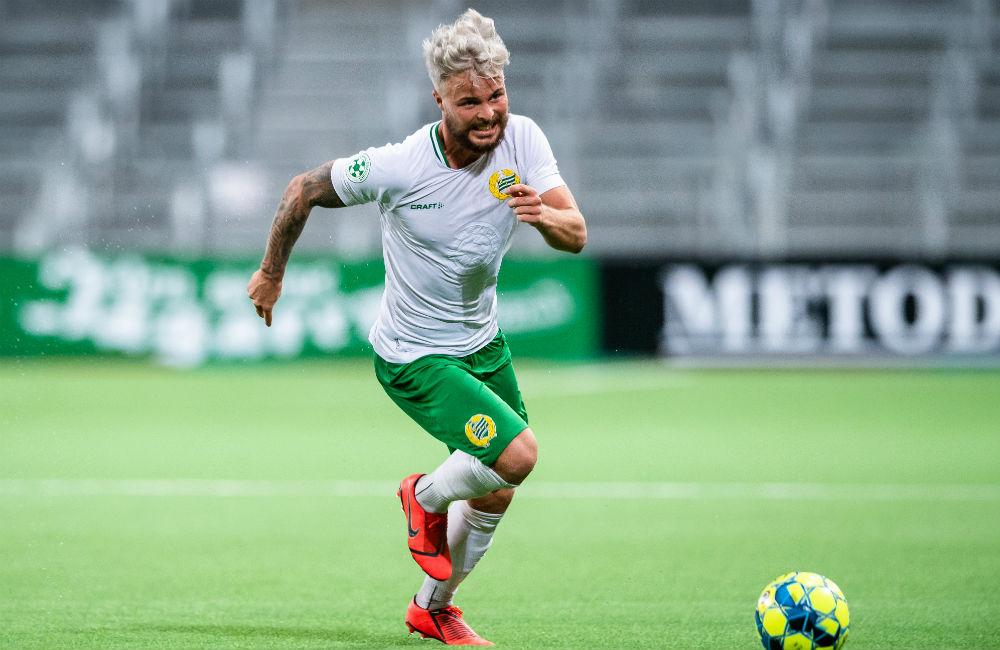 """Svendsen efter målet: """"Ingen fattar hur mycket jag har längtat"""""""