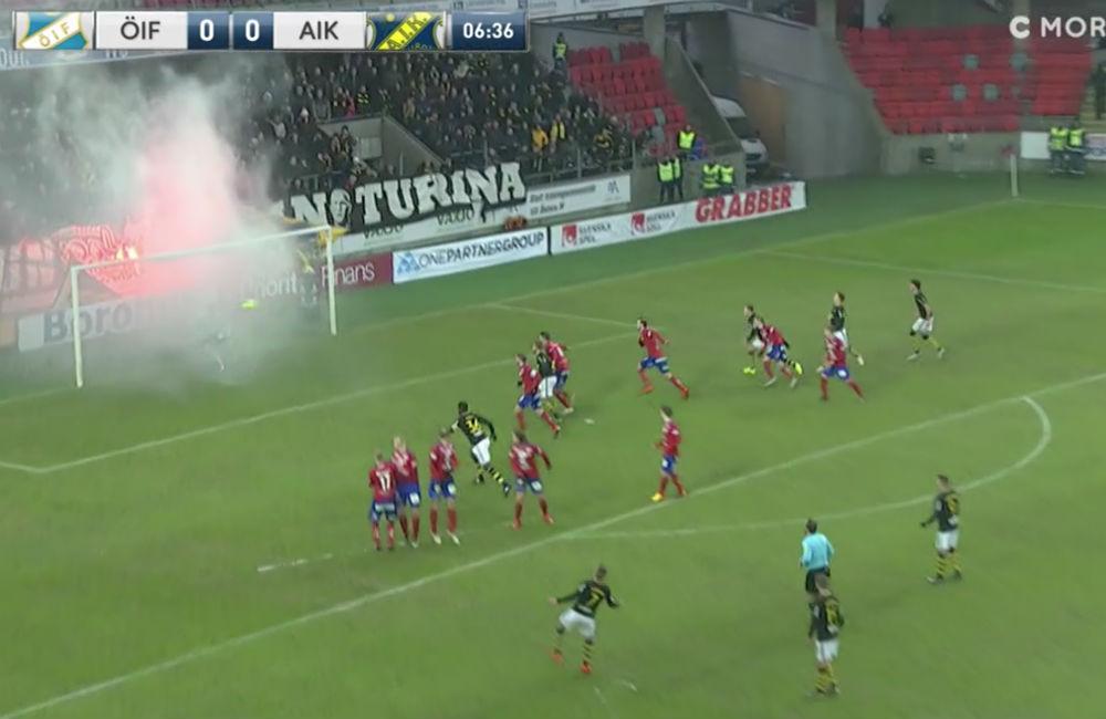 Öster protesterar till förbundet – vill ha segern mot AIK