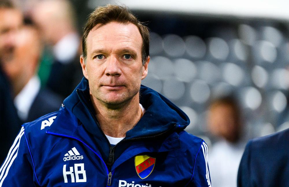 """Bergstrand hyllar Ajdarevics inhopp: """"Såg jättebra ut"""""""
