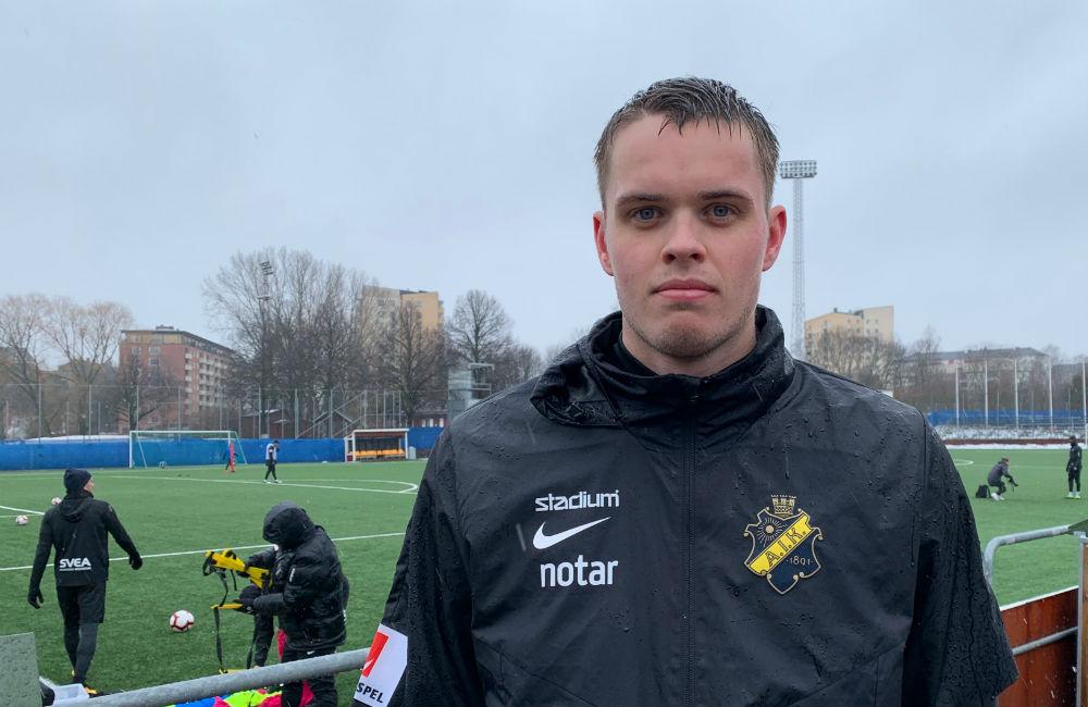 """Oscar Linnér: """"Tycker att folk ska lita på vad vi gör"""""""