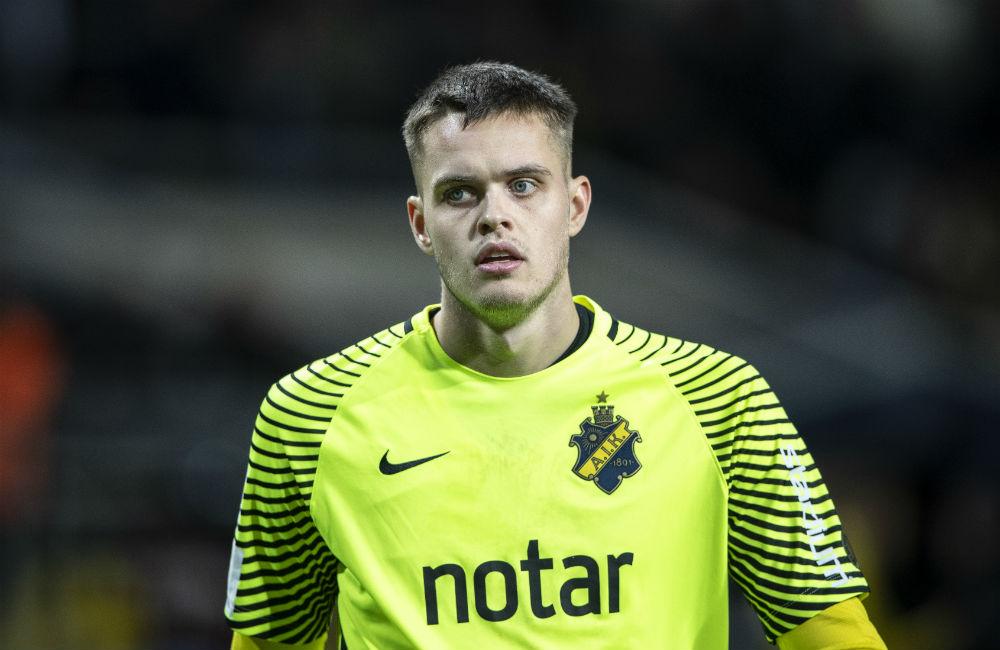 """Oscar Linnér: """"Vi sparar våra bra straffar till Champions League"""""""