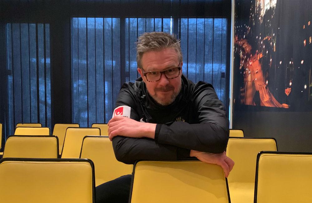 """Rikard Norling: """"Själ och hjärta har tagit oss till semifinal"""""""