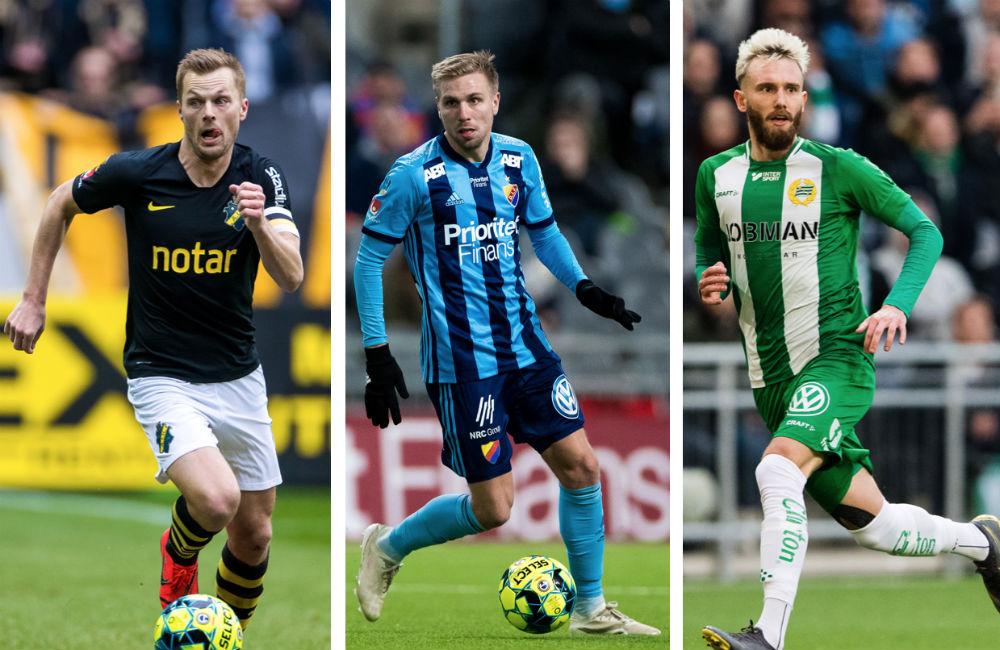 Månsson & Månssons 08-elva – veckans spelare i Stockholm