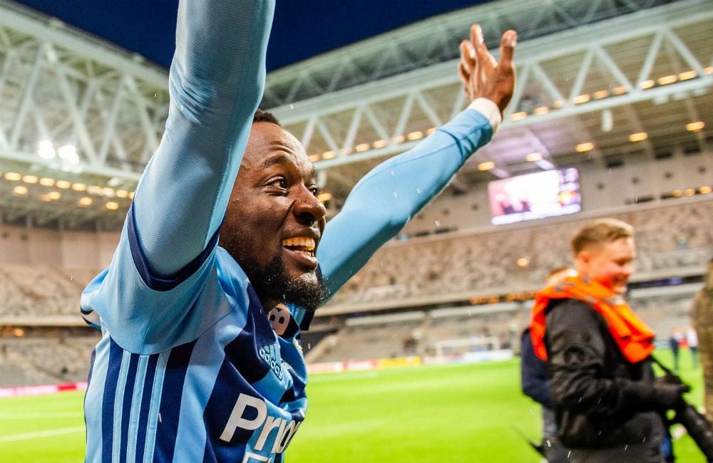 """Mål i tre raka matcher – Buya Turay: """"Därför som jag är här"""""""