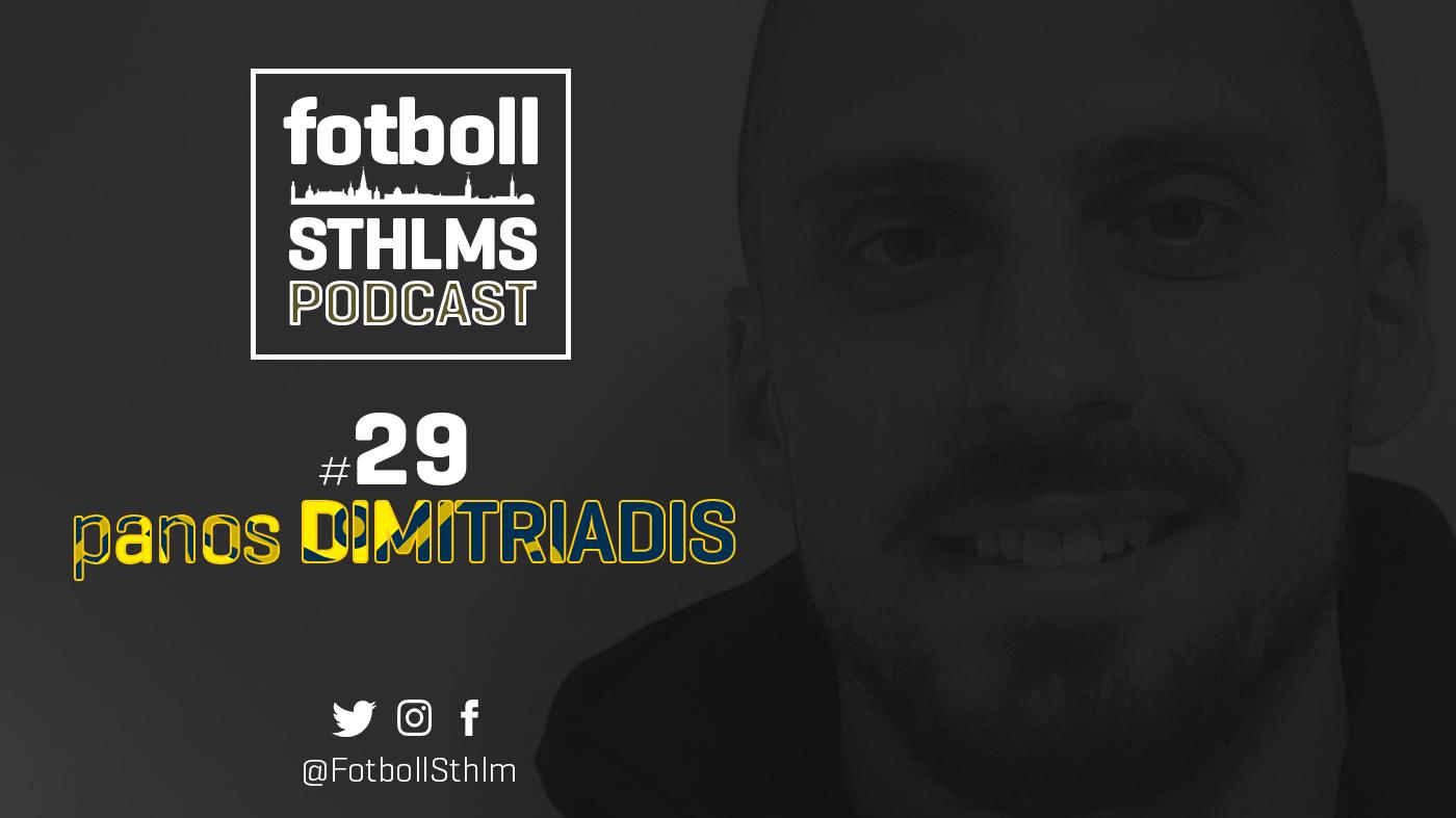Podcast: AIK tur och retur med Panos Dimitriadis