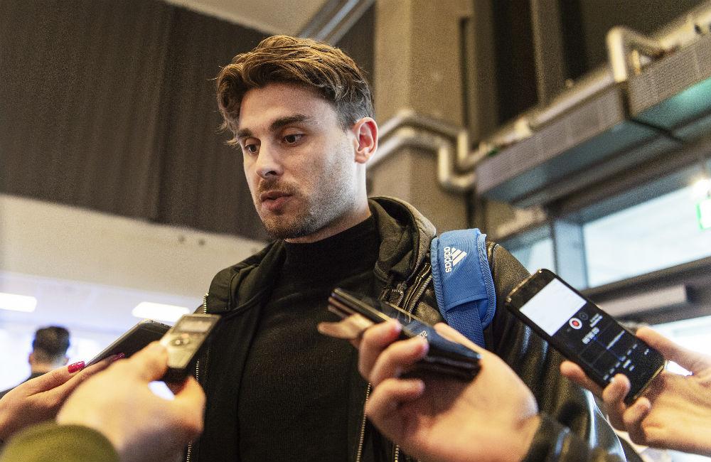 """Ajdarevic kräver mer av DIF: """"Vi måste ta oss i kragen"""""""