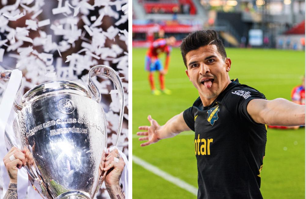 """AIK:s CL-hopp – bulgariska eller polska ligan: """"Vi måste ha tur"""""""