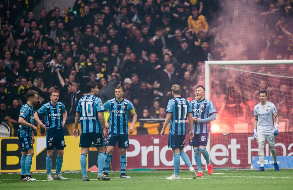 Han var bäst i Djurgården – spelarbetyg i derbyförlusten