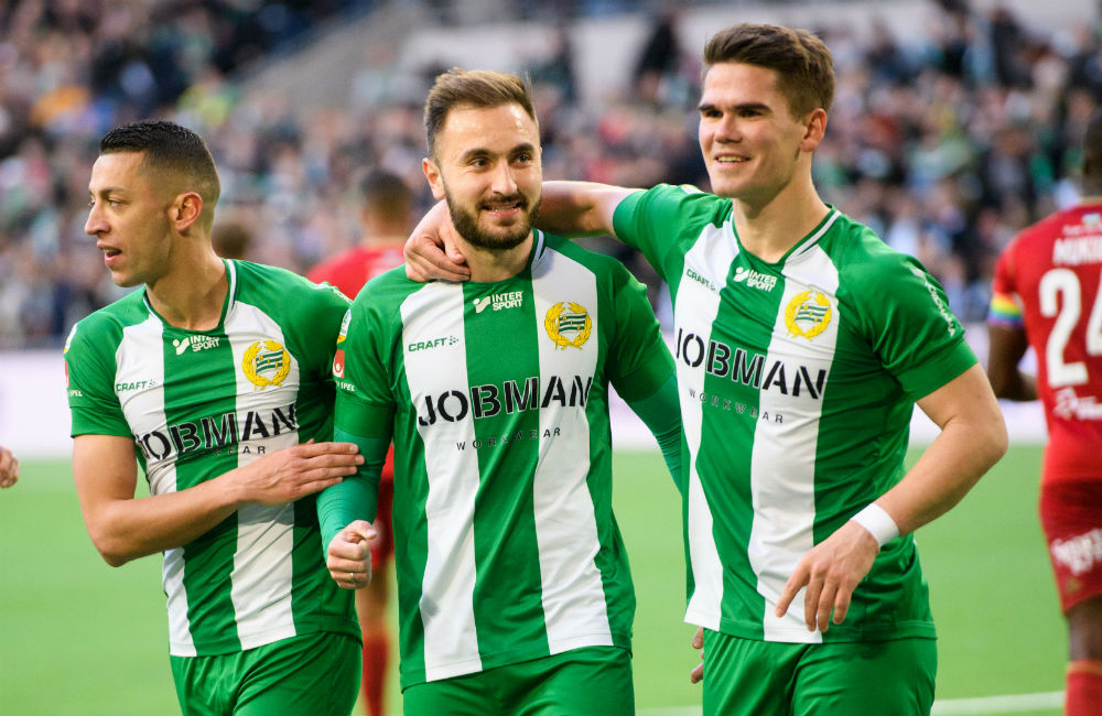 Han var bäst i Hammarby – spelarbetyg i 4-0-krossen