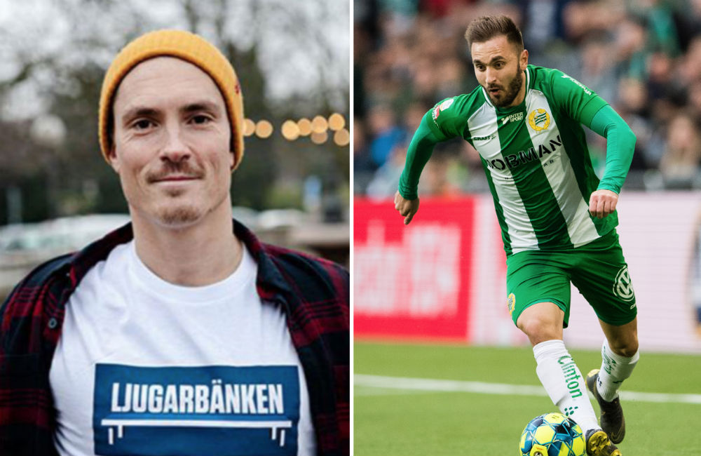 """Lasse Nilsson hyllar Tankovic: """"En av Allsvenskans bästa spelare"""""""
