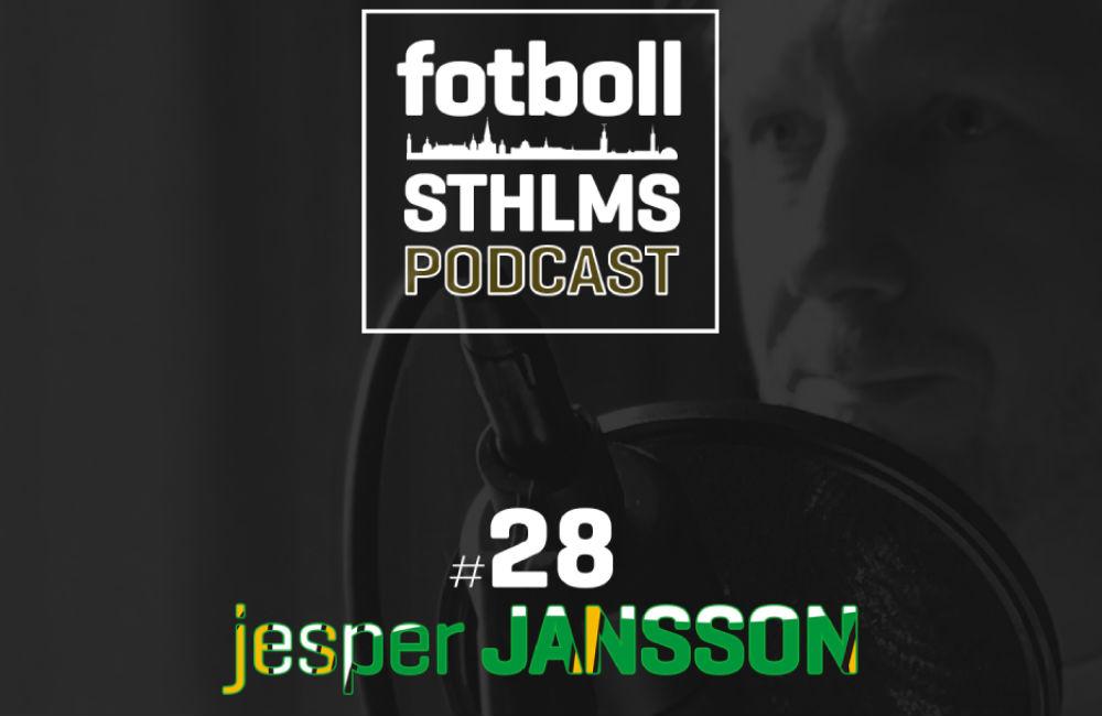 Podcast: Jesper Jansson om Odilon, kontrakten och Bajen i CL