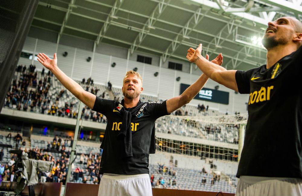 """Sundgrens utspel efter derbyt: """"Det är vi som styr Stockholm"""""""